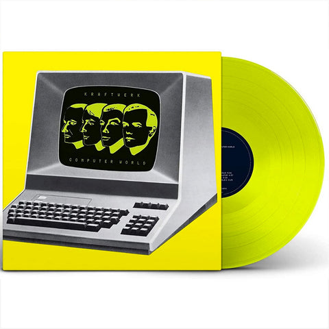 Kraftwerk: Computer World (2020 Colour Repress)
