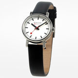 Mondaine ladies watch - black