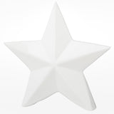 White star Christmas decoration by Bloomingville