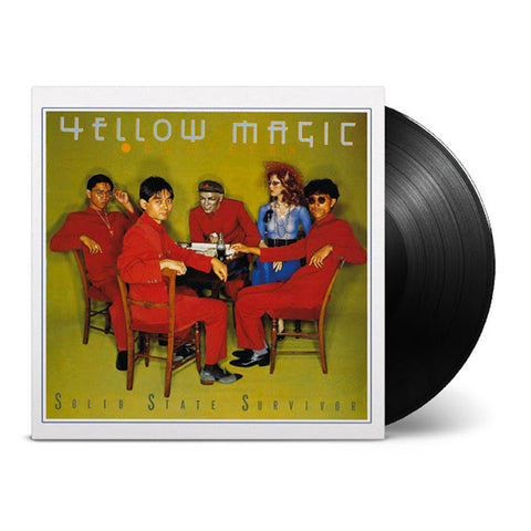 Yellow Magic Orchestra: Solid State Survivor (1LP)
