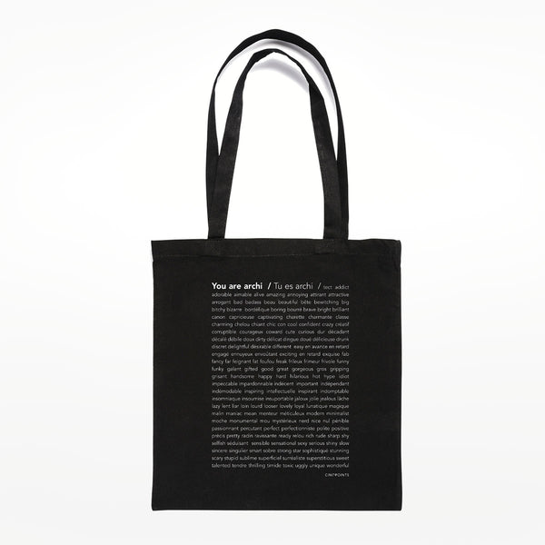 You Are Archi Tote Bag