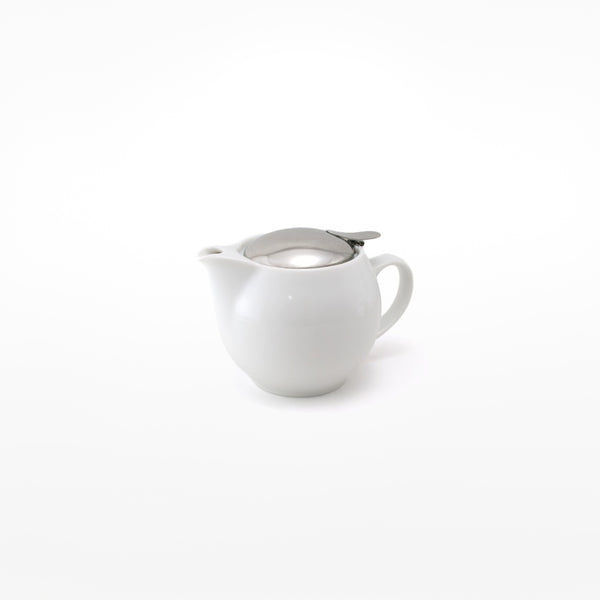 Ceramic Teapot - white