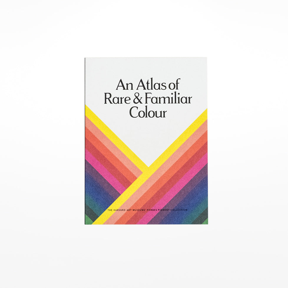 An Atlas of Rare & Familiar Colour: The Harvard Art Museums