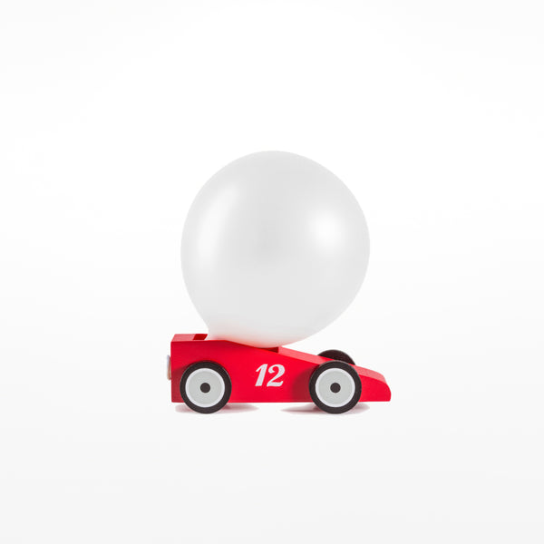 Balloon Race Car
