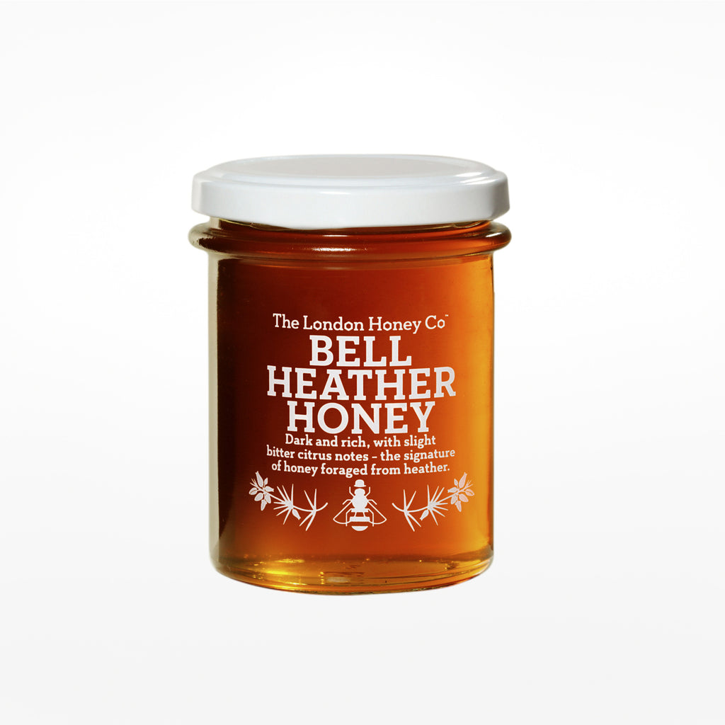 Bell heather honey jar