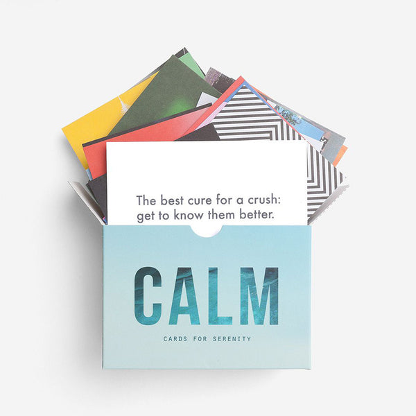 Calm Prompt Cards