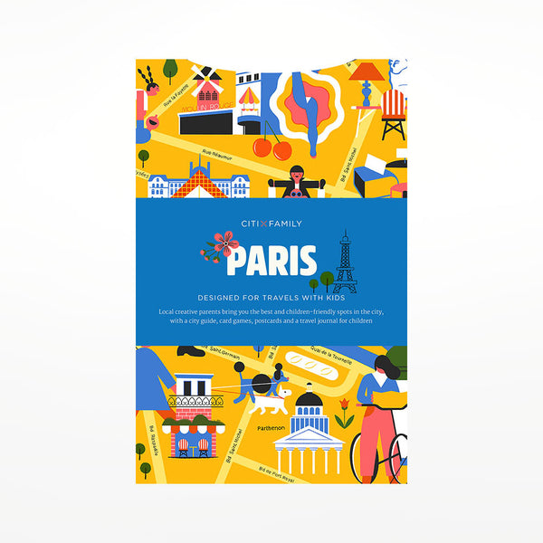 CITIXFamily: Paris: Travel with Kids Guide
