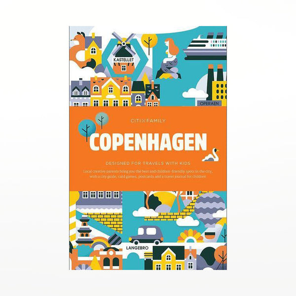 CITIXFamily: Copenhagen: Travel with Kids Guide