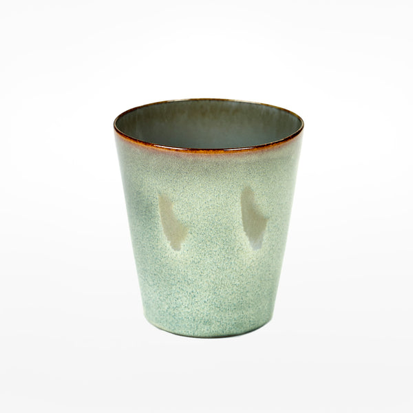Anita Le Grelle Medium Conic Goblet - misty grey