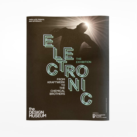 Electronic Exhibition Poster