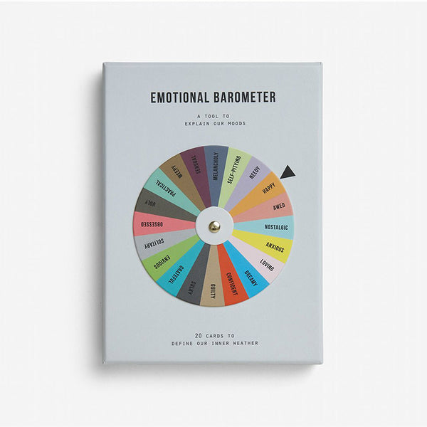 Emotional Barometer: A Tool to Explain our Moods