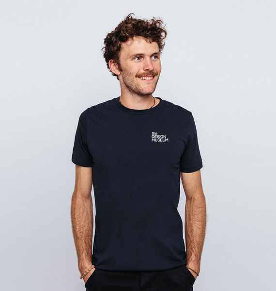 The Design Museum T-Shirt - navy