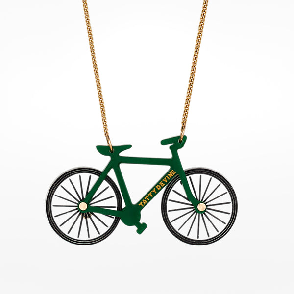 Bicycle Necklace – Design Museum Shop