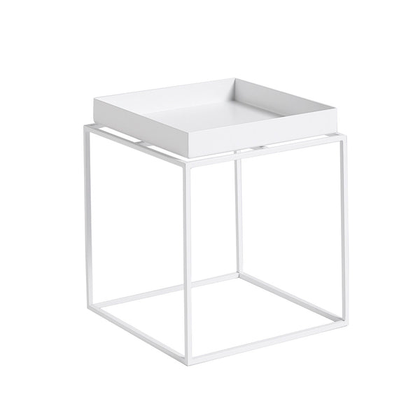 Hay Tray Table white