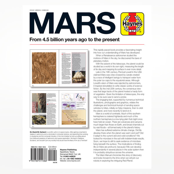 Haynes Mars Owners' Workshop Manual