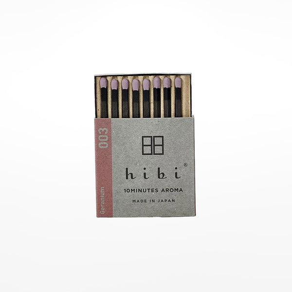 Hibi Incense Matchsticks