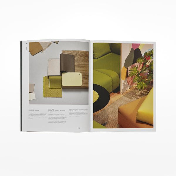 I Don't Have A Favourite Colour: Creating the Vitra Colour & Material Library