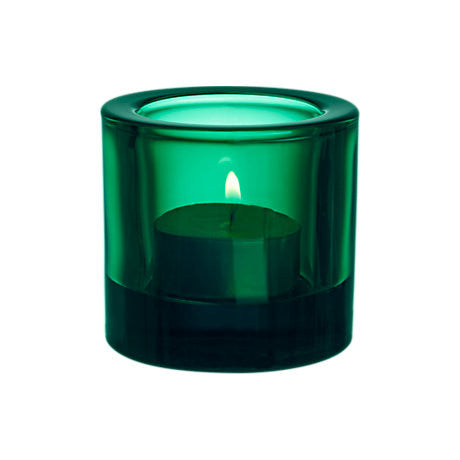 Kivi Votive Water Green