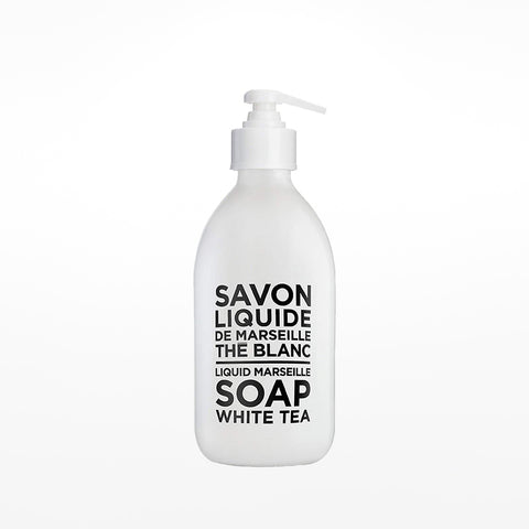Liquid Marseille Soap with Black Tea - 500ml