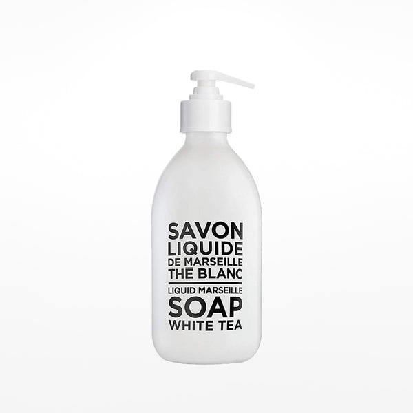 Liquid Marseille Soap with White Tea - 300ml