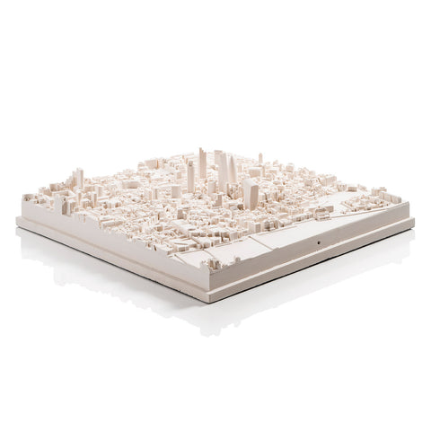London Relief Cityscape