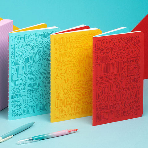 Soft Cover Journal by MOO