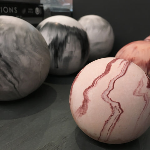 Mars paperweight