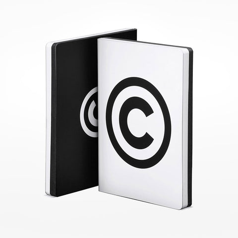 Copyright notebook