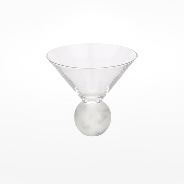 On The Rock vessel - martini