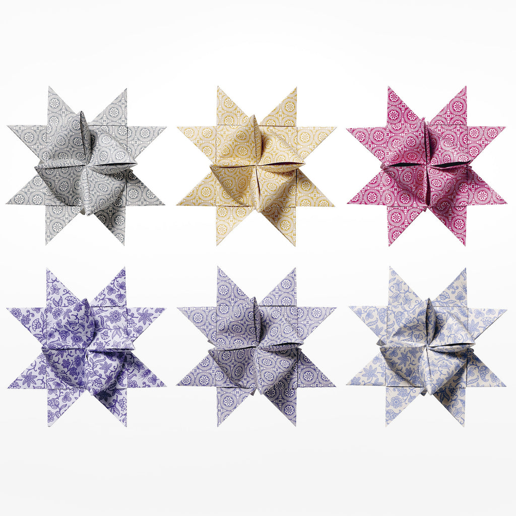 Paper star decoration