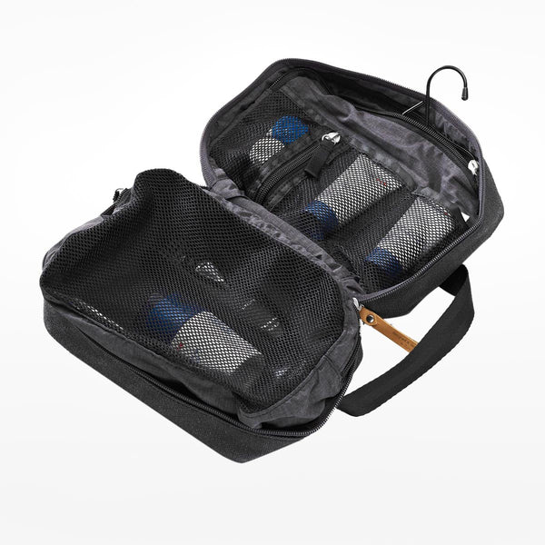 Toiletry Kit - Washed Black