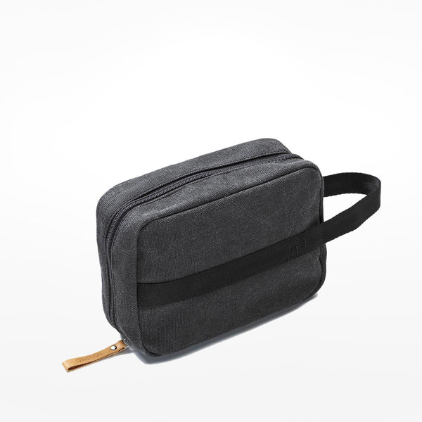 Qwstion Toiletry Kit - Washed Black