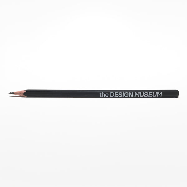the Design Museum square pencil - black