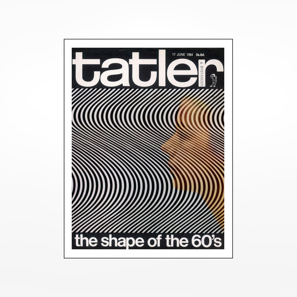 tatler: the shape of the 60