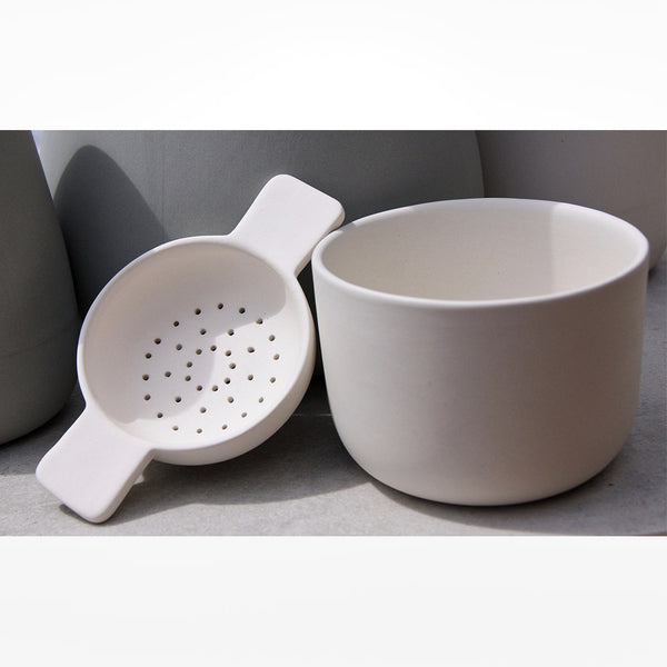 Pryke tea strainer