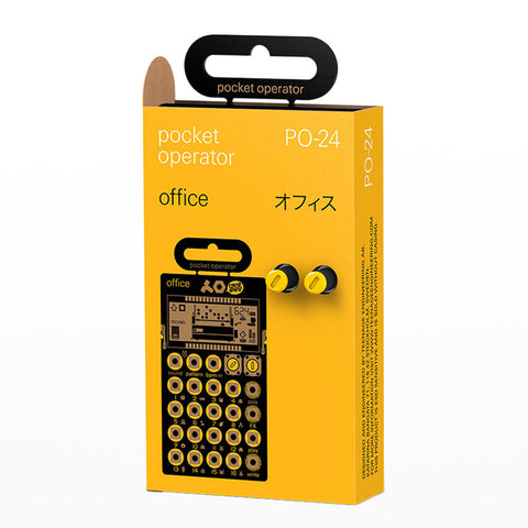 Pocket synthesizer - office