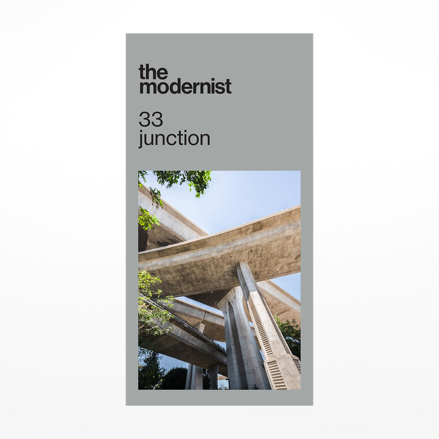 the modernist magazine issue #33 JUNCTION