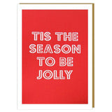 Tis the Season card