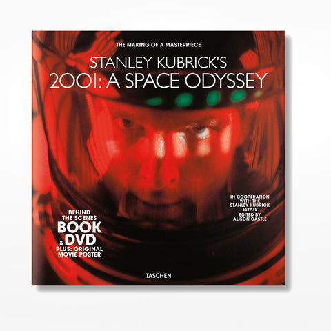 Making of a Masterpiece: Stanley Kubrick's A Clockwork Orange (book & DVD set)