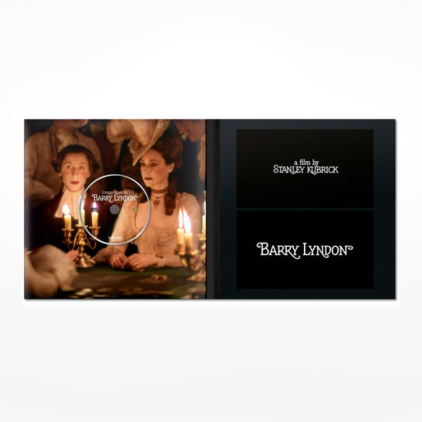 Making of a Masterpiece: Stanley Kubrick's Barry Lyndon (book & DVD set)