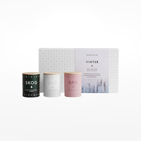 Hygge candle