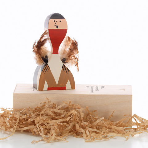 Wooden Doll No.10