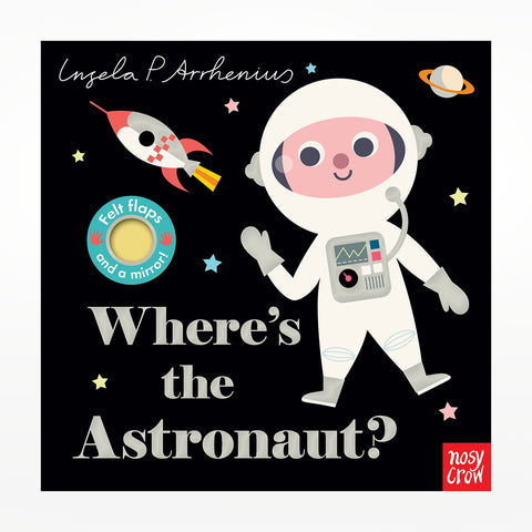 Where's Mr Astronaut?
