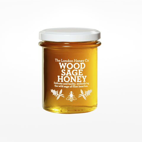 London honey jar