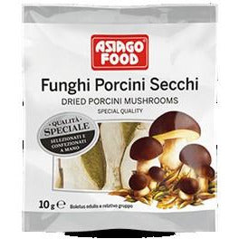 Dried Porcini Mushrooms (10g) Codena