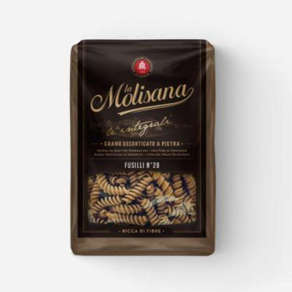 Fusilli Wholewheat No.28 (500g) - La Vita Pazza