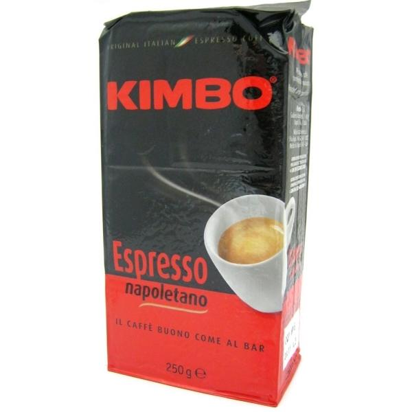 Kimbo Ground Coffee (250g) Kimbo