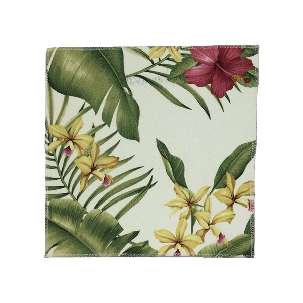 Natural Hamakua Hawaiian Barkcloth Upholstery Fabric