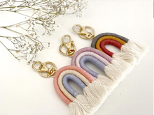 Load image into Gallery viewer, Macrame Keychains