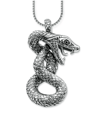 sterling silver metal snake necklace collection snake vibe